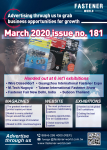 Fastener World Magazine March 2020 Issue