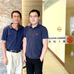 Courageous Taiwanese Fastener Corporate Manager