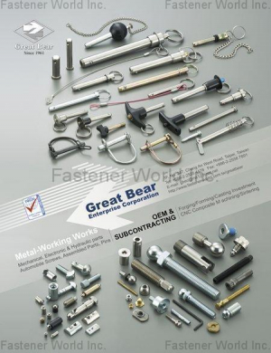 Mechanical, Electronic & Hydraulic parts, Automobile Screws, Assembled Parts