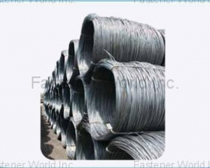 Coil (Wire Rod)(TYCOONS GROUP ENTERPRISE CO., LTD. )