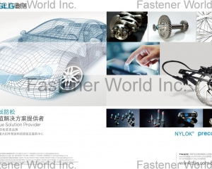 Self-locking Screws, Precote, Thread Coatings(TAIWAN SELF-LOCKING FASTENERS IND CO., LTD. (TSLG))