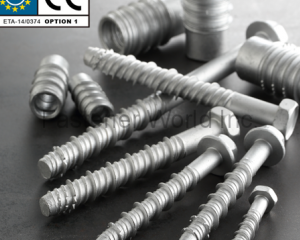 ETA concrete screw (sissy Stud)(JOKER INDUSTRIAL CO., LTD. )