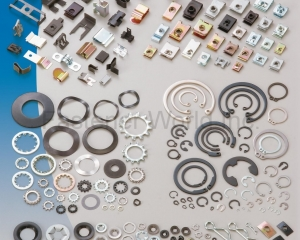 Sems Washers,Small Washers,Special Washers,Toothed Washers,Square Washers,Vibration Dampening Washers,Washers,Galvanized Washers,Zinc Washers,(SHOU LONG PRECISION INDUSTRIAL CO., LTD. (GIANT LONG))