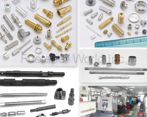 Machining Parts, Cold Forging, Stamping(WEI MENG METAL PRODUCTS CO., LTD.)