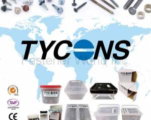 Screws, Rods, Bolts, Wires(TYCOONS GROUP ENTERPRISE CO., LTD. )