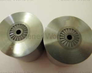 Carbide Main Die with Special Serration(Geng Xin Precision Co., Ltd )