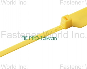 Security Cable Tie (JYH SHINN PLASTIC CO., LTD.)