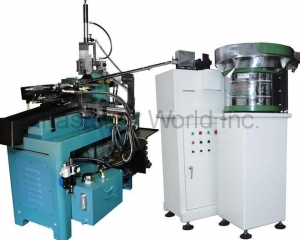 Long Tube、Long Sleeve Auto Two End Select Orientation Machine + Lathe Full Set Feeder Series(JENN TAI MACHINE ENTERPRISE CO., LTD. )