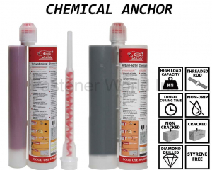 GU-500 PURE EPOXY CHEMICAL ANCHOR(GOOD USE HARDWARE CO., LTD. )