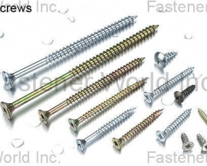 fastener-world(SHEH FUNG SCREWS CO., LTD.  )