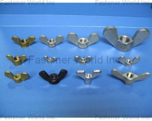 WING NUTS(SHUN DEN IRON WORKS CO., LTD. )
