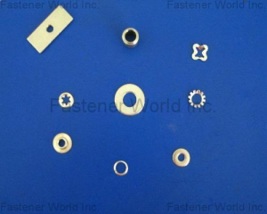 STAINLESS STEEL WASHERS(SHUN DEN IRON WORKS CO., LTD. )